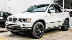 bmw x5 pick up