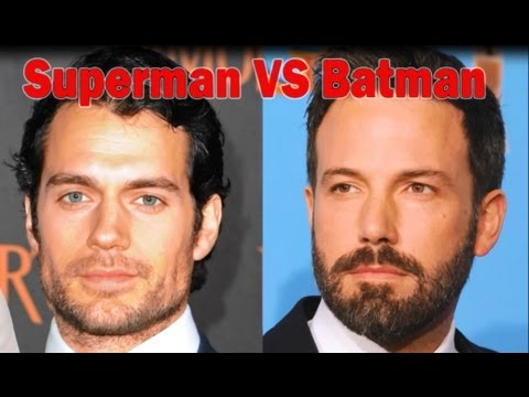 ben affleck is the new batman for man of steel sequel