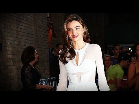 miranda kerr looks sexy for orlando bloom | fashion flash