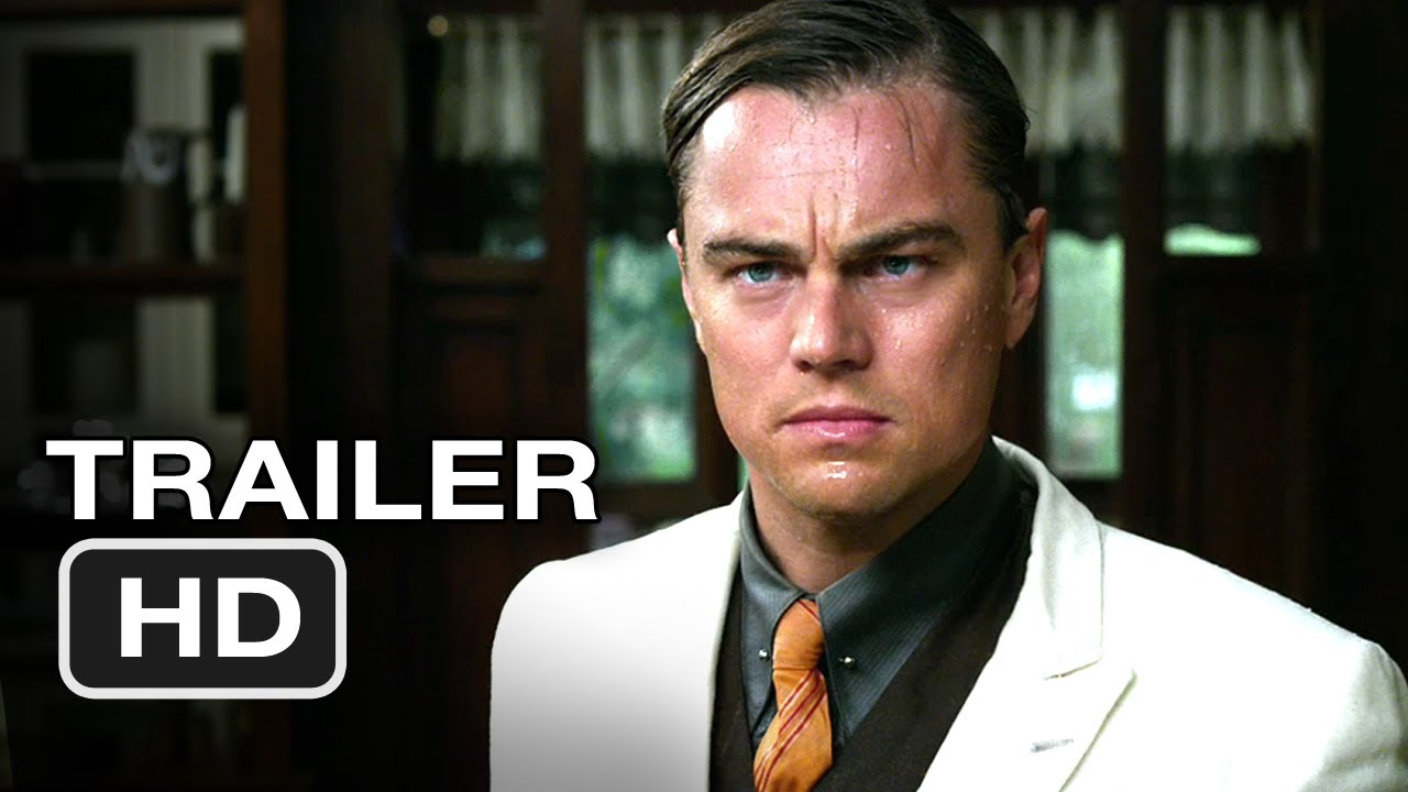 great gatsby trailer -2012- movie hd